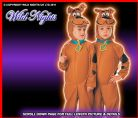FANCY DRESS COSTUME ~ CHILD SCOOBY DOO MED AGE 5-7